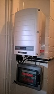 Onduleur puissance 10 kW - 1
